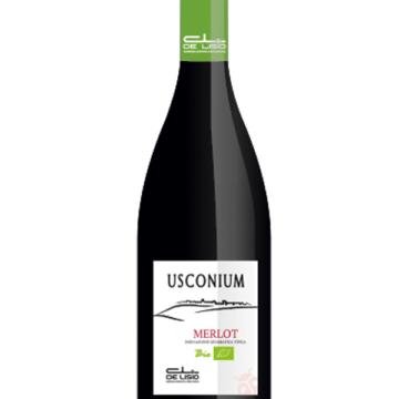 Vino Bio Merlot Usconium De Lisio
