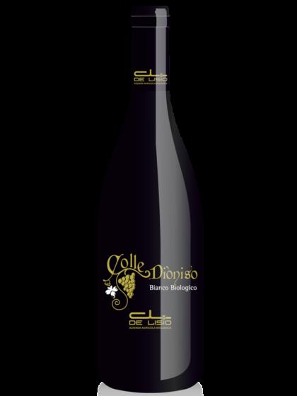 vino Colle Dioniso bianco biologico De Lisio