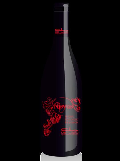 vino Biologico Nysius Rosso doc De Lisio