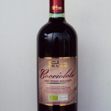 vino Bio Rosso Gocciolete De Lisio
