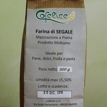 farina di segale