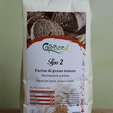 Farina di grano tenero tipo 2