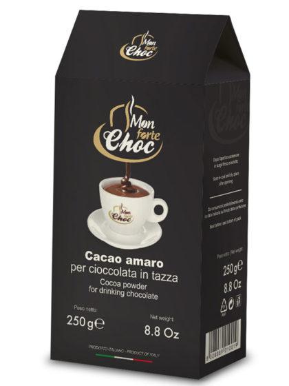 Cacao amaro in tazza Monforte