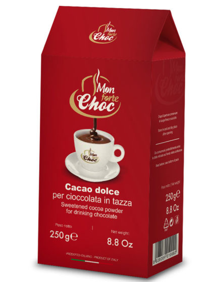 Cacao dolce in tazza Monforte