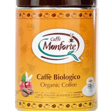 Caffè bio Monforte macinato
