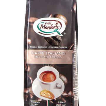 caffè macinato fresco Monforte