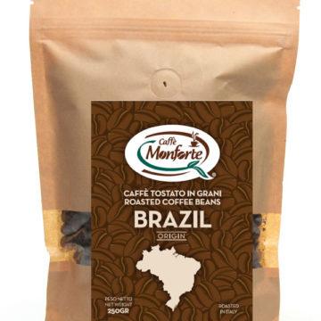 Caffè Monforte monorigine Brazil
