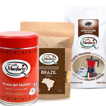 Azienda Monforte - Caffè e Cacao