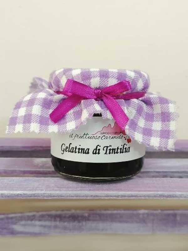 gelatina di Tintilia