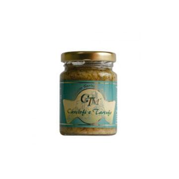 Crema di carciofi e tartufo CMT