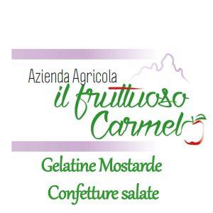 """Il Fruttuoso Carmelo"" Gelatine Mostarde Confetture salate"